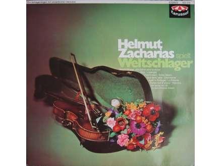 Helmut Zacharias - Helmut Zacharias Spielt Weltschlager