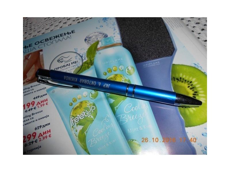 Hemijska olovka plave boje