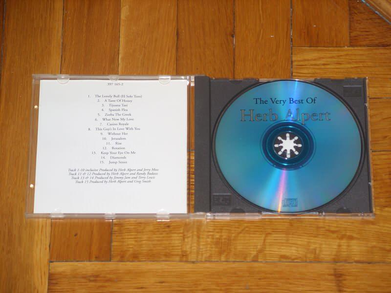 Herb Alpert - The Very Best Of