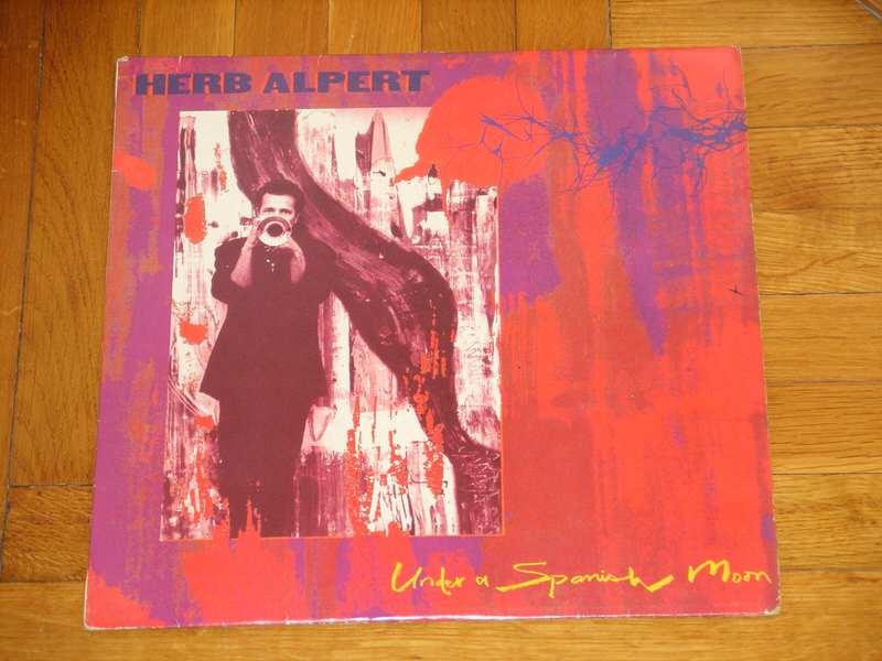 Herb Alpert - Under A Spanish Moon