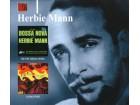 Herbie Mann – Do The Bossa Nova / Latin Fever (CD)