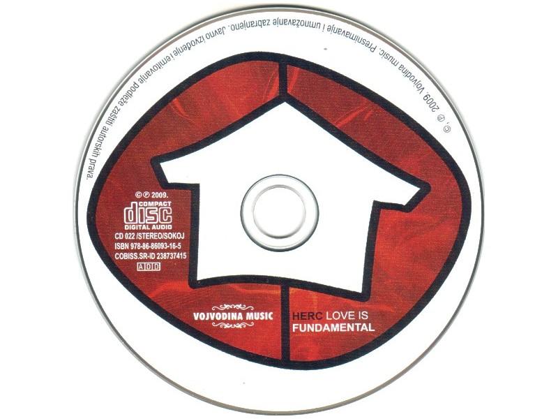 Herc (5) - Love Is Fundamental
