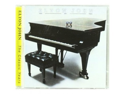 Here And There, Elton John, CD