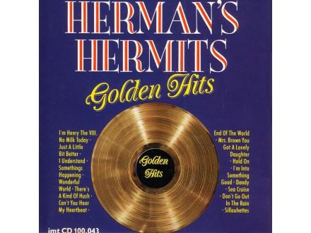 Herman`s Hermits - Golden Hits