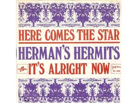 Herman`s Hermits - Here Comes The Star