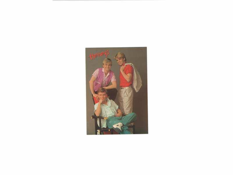 Herrey`s - promo fotografija  10, 5 x 14,5 cm
