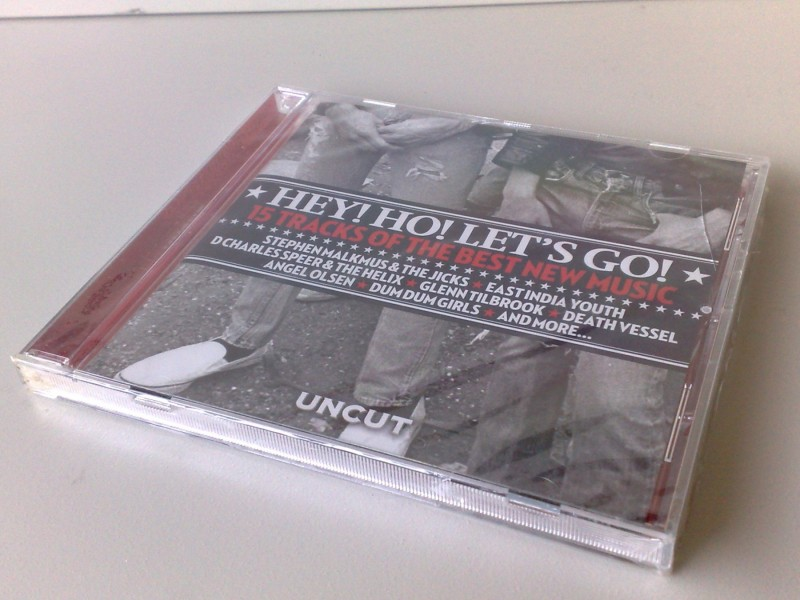 Hey! Ho! Let`S Go Original cd