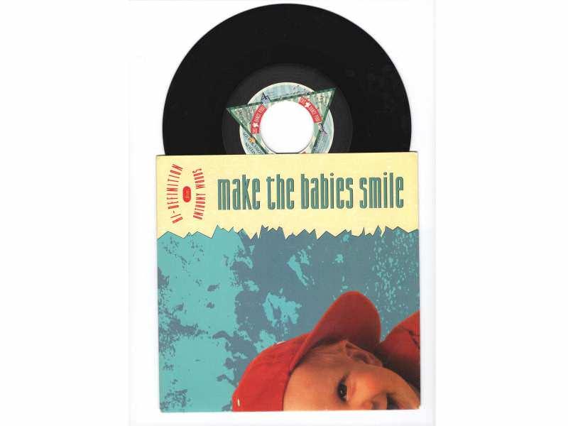 Hi-Definition, Anthony Woods - Make The Babies Smile