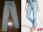 H&M Divided, high weist jeans!