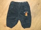 H&M Winnie The Pooh postavljene pantalone 2-4 M