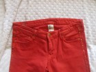 H&M Zenske crvene pantalone