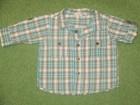 H&M košulja 2-4 M (br. 62)-kao NOVA