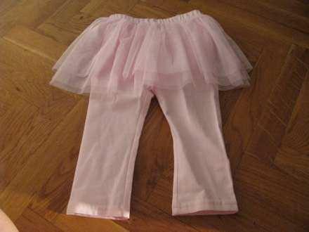 H&M,suknjica i helanke-Anđelina balerina,novo sa etik