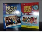 High school musical I-II; Knjiga sa posterima