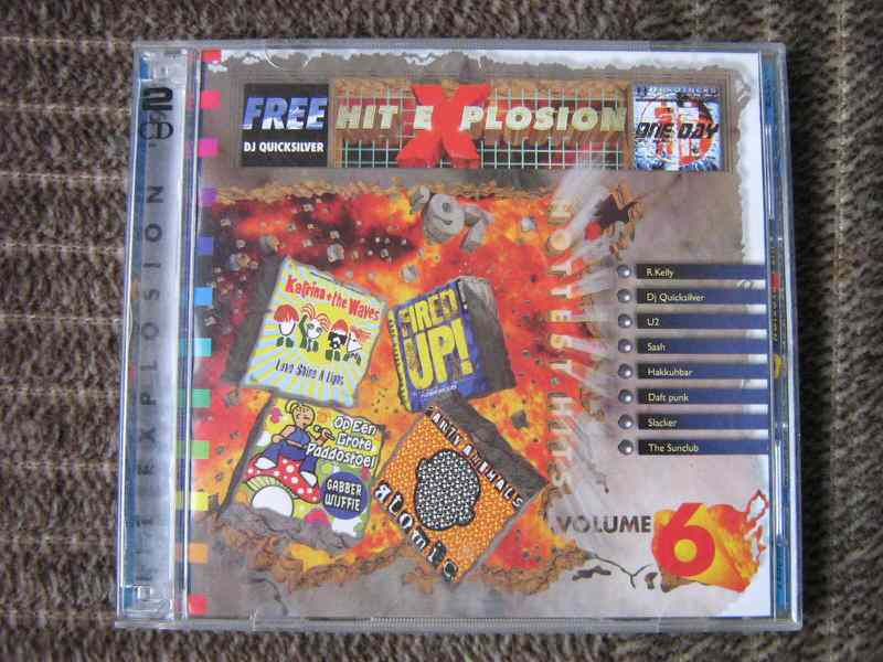 Hit Explosion `97 Volume 6 (2xCD)