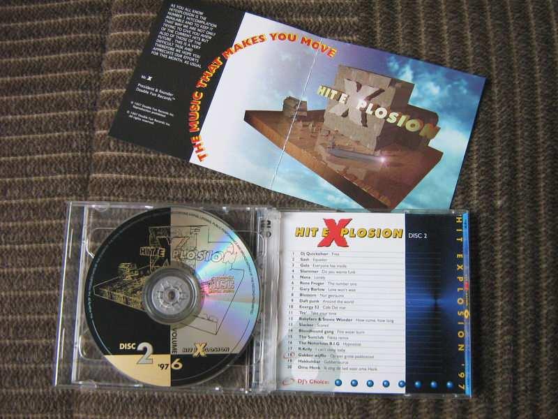 Hit Explosion `97 Volume 6 (2xCD)
