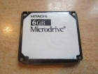 Hitachi 6Gb - CF Hard Microdrive