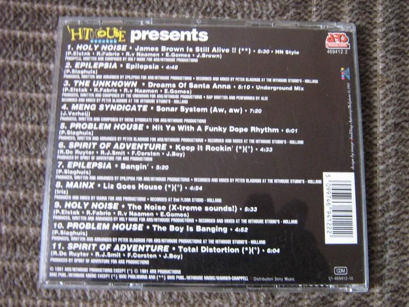 Hithouse Hypes - Volume 1