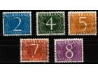 Holandija lot (5 kom)