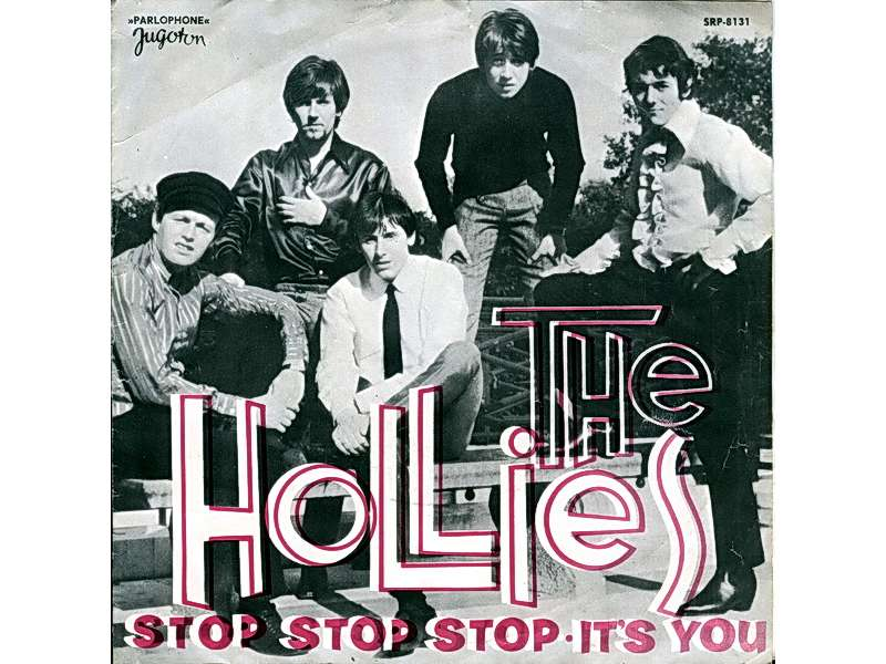 Hollies, The - Stop Stop Stop / It`s You