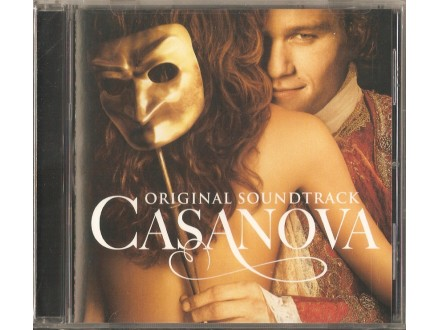 Hollywood Studio Symphony, The - Casanova - Original Soundtrack