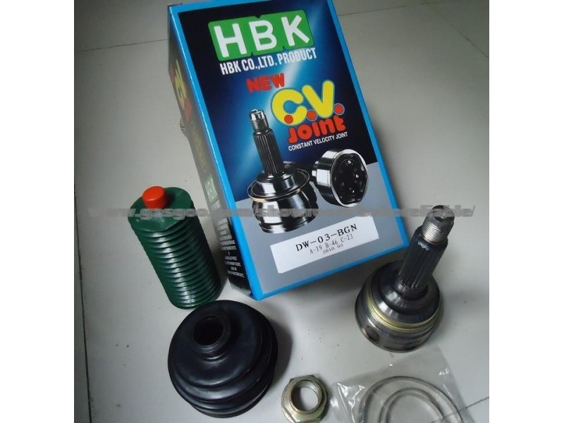 Homokineticki Zglob VW Caddy 1   82-92