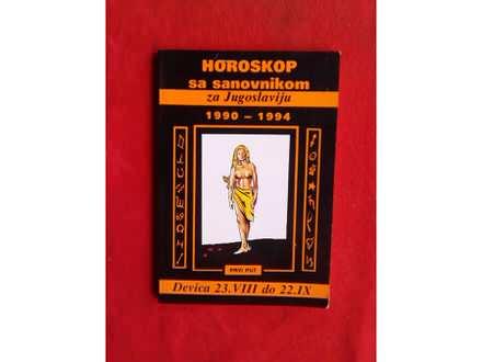 Horoskop sa sanovnikom  ...