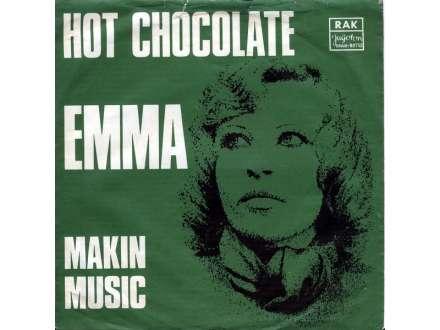 Hot Chocolate - Emma / Makin` Music
