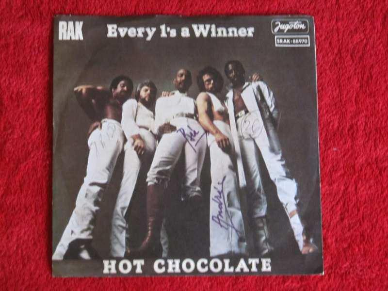 Hot Chocolate - Every 1`s A Winner