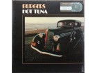 Hot Tuna ‎– Burgers  LP