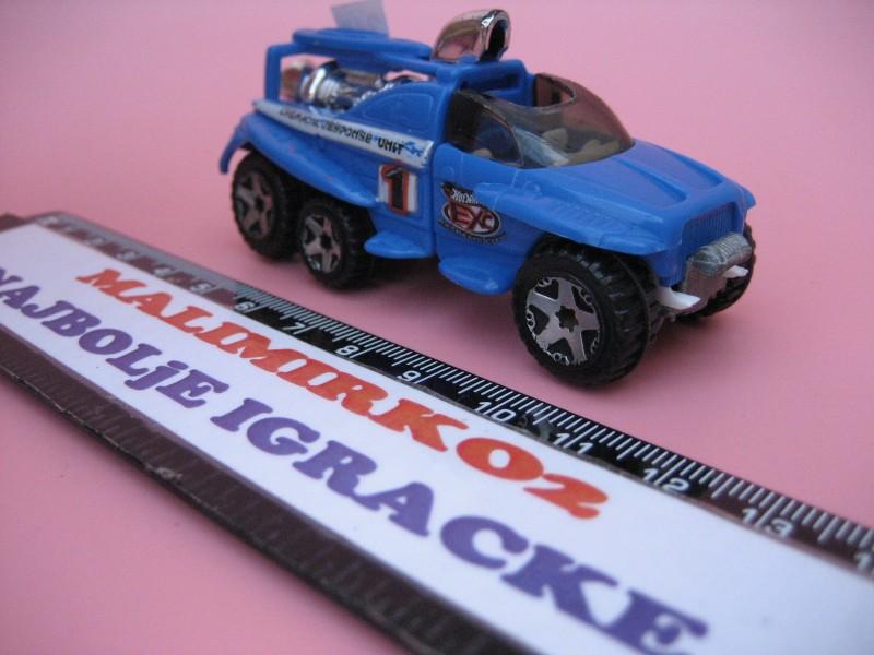 Hot Wheels Auto sa okretanjem   /T36-34YF/