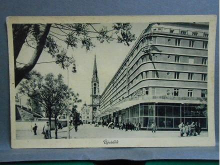 Hotel `REX`-Katedrala-NOVI SAD-UJVIDEK