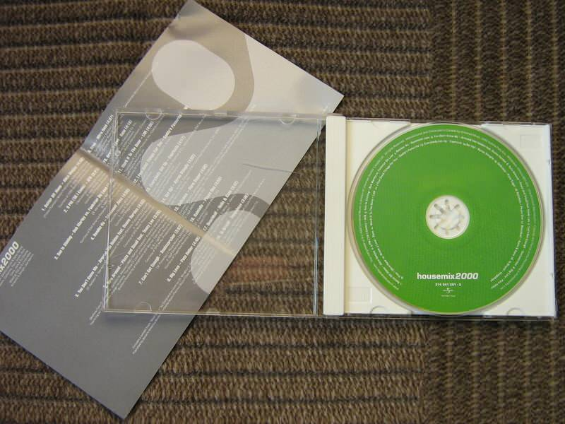 Housemix2000 [Various Artists]