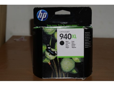 Hp 940xl crni original