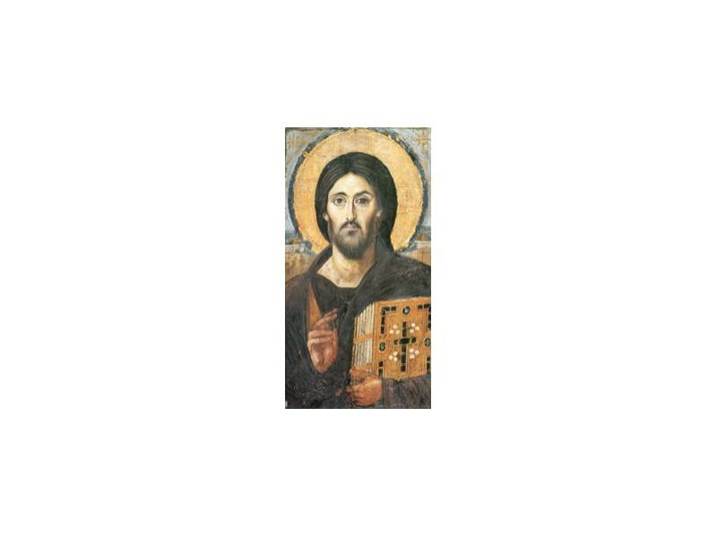 Hristos Pantokrator (Sinaj, VI vek)