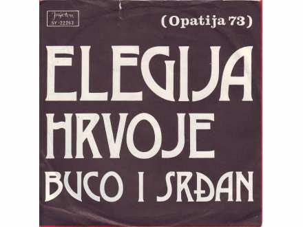 Hrvoje Hegedušić, Buco I Srđan - Elegija