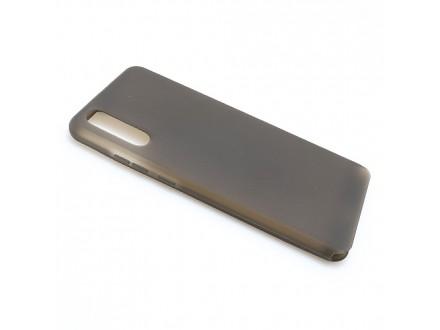 Huawei P20 - SILIKONSKA MASKA 360 PROTECT siva ®