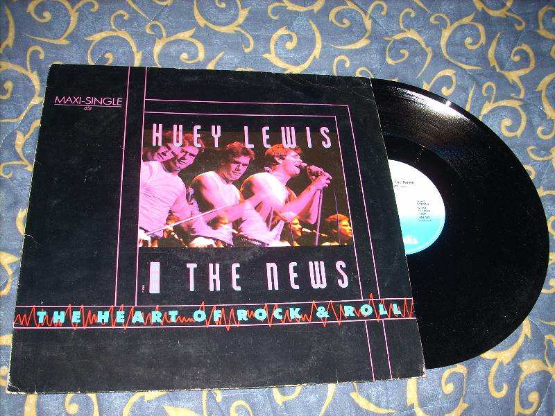 Huey Lewis & The News - The Heart Of Rock & Roll
