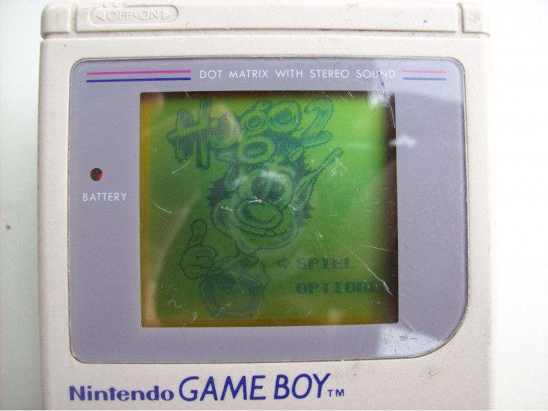 Hugo 2  - Game Boy