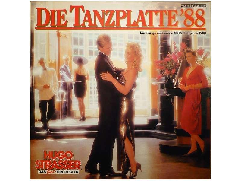 Hugo Strasser Und Sein Tanzorchester - Die Tanzplatte `88