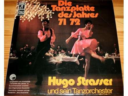 Hugo Strasser Und Sein Tanzorchester - Die Tanzplatte Des Jahres 1971/72