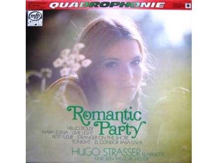Hugo Strasser Und Sein Tanzorchester - Romantic Party
