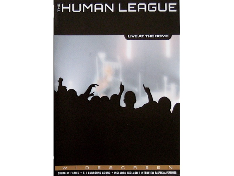 Human League, The - Live At The Dome