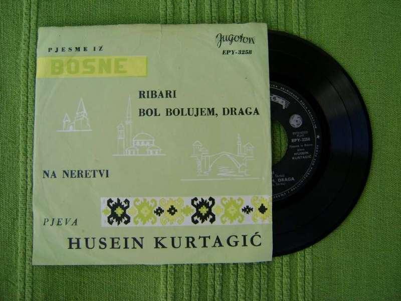 Husein Kurtagić - Pjesme iz Bosne