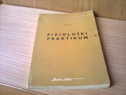 I.Djuricic - FIZIOLOSKI PRAKTIKUM