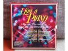 I Love Piano-V.A (8LP Box-Set) (USA Press)