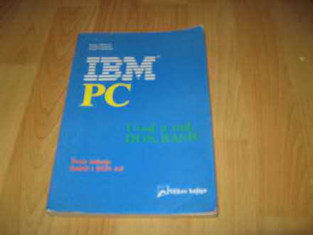 IBM PC uvod u rad, Dos, Basic