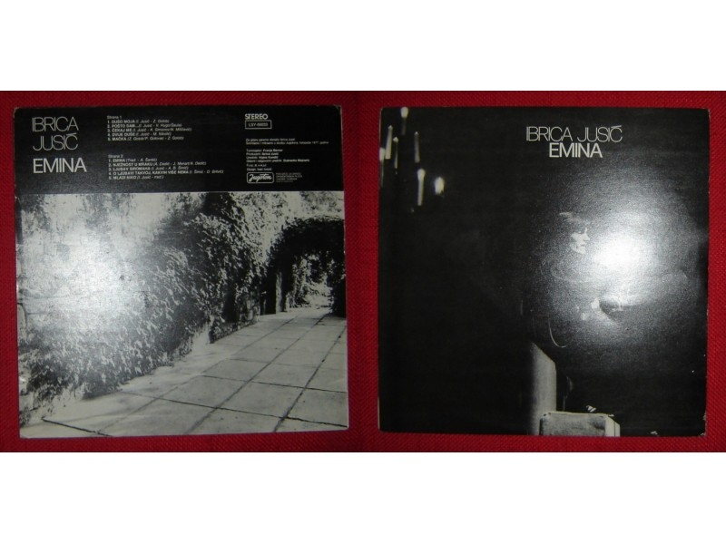 IBRICA JUSIĆ - Emina (LP)