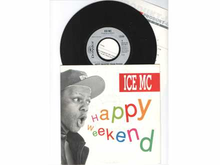 ICE MC - Happy Weekend