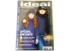 IDEAL TRICOT , pleteni modeli za decu od 2.-10. god